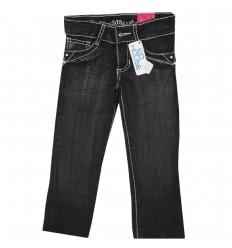 Jean para niña negro -KidHouse