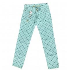 Pantalon para dama verde menta