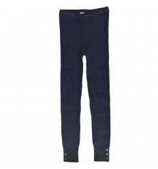 Medias leggins para dama-azul
