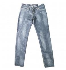 Jean para dama con manchas