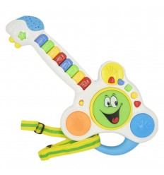 Guitarra didactica musical infantil