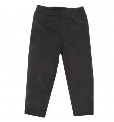 Pantalon leggins para niña- negro