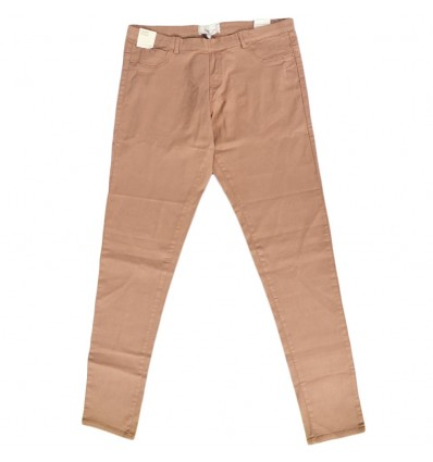 Pantalon en dril mayoral - caramelo