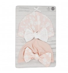 Turbantes por 2 para bebé-KidHouse