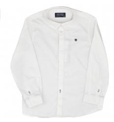Camisa mayoral para niño- blanca