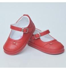Zapato no tuerce rojo