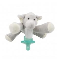 Chupo de entretencion con muñeco Elefante