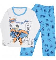 Pijama dos piezas para niño-Super heroe