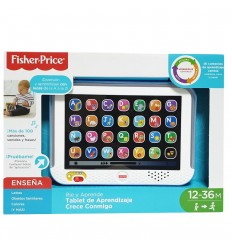 Tablet de aprendizaje Fisher- Price Azul