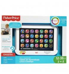 Tablet de aprendizaje Fisher- Price Azul