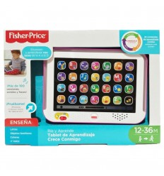 Tablet de Aprendizaje Fisher- Price Rosa
