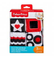Cubos de Aprendizaje Fisher-Price