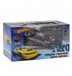 Turque Twister Radio control Hot Wheels Negro