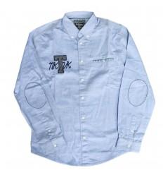 Camisa mayoral para niño- Azul claro