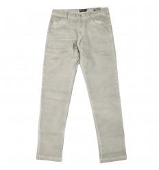Pantalon jean para niño gris samblasting