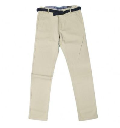 Pantalon dril para niño mayoral- Beige