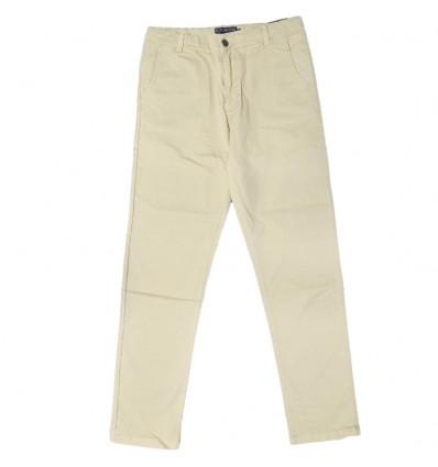 Pantalon en dril para niño mayoral- Arena