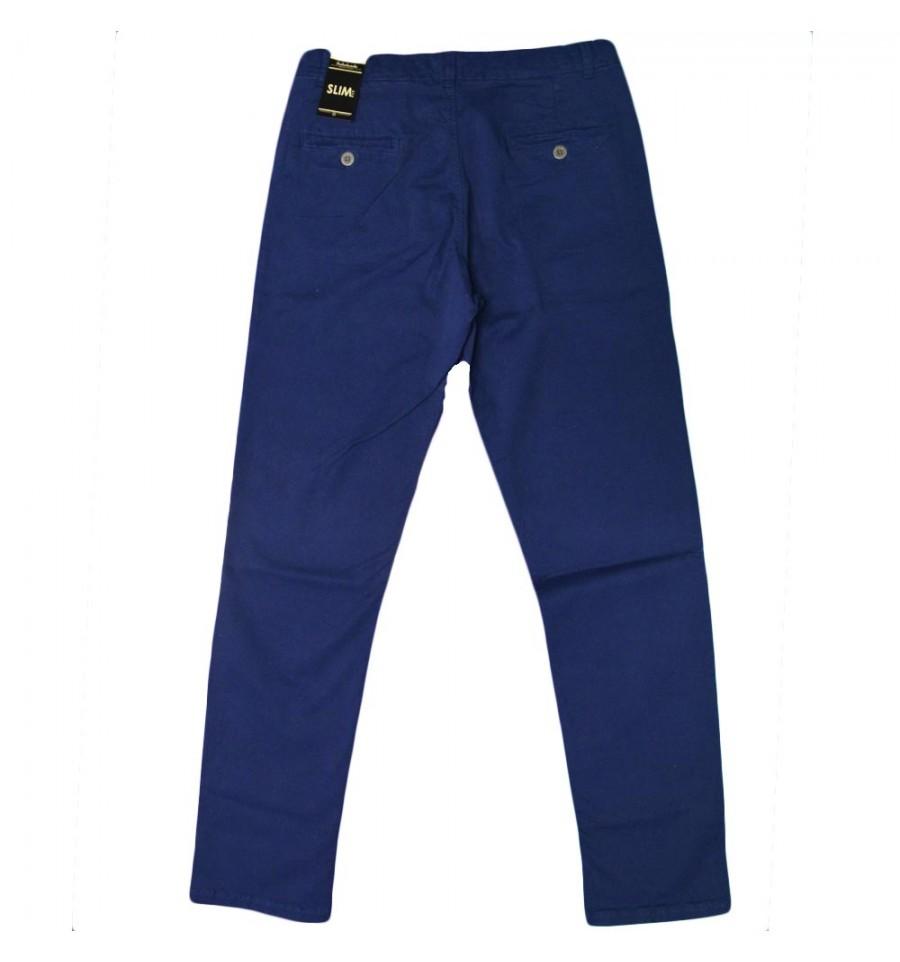 Pantalon Dril Para Nino Mayoral Azul Kidhouse