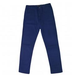 Pantalon dril para niño mayoral-Azul