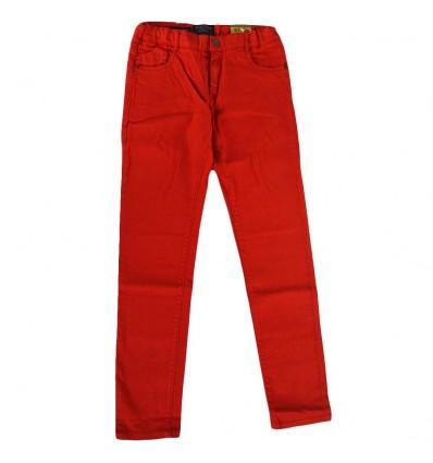 Pantalon jean para niño mayoral- Rojo