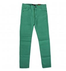 Pantalon jean para niño mayoral- verde