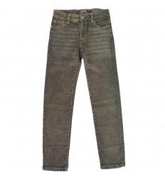 Pantalon jean para niño mayoral-Negro