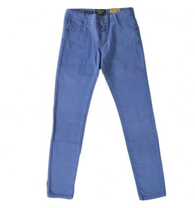 Pantalon jean mayoral para niño-azul