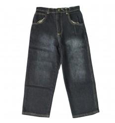 Pantalon jean para niño oscuro
