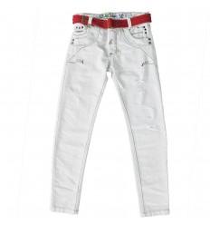 Pantalon jean claro para niño