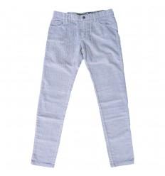 Pantalon corduroy para niño- Gris