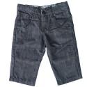 Bermuda en jean para niño