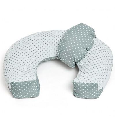 Almohadon materno- estampado de estrellas
