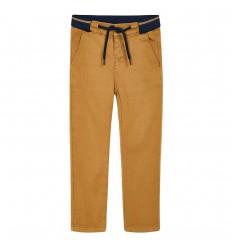 Pantalon para niño en dril- Caqui