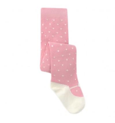 Media pantalon para niña- Rosa pepas