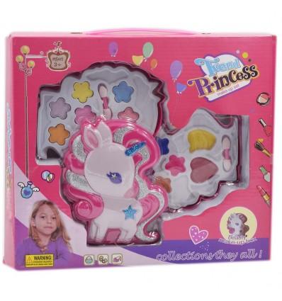 Kit de maquillaje para niñas- Unicornio