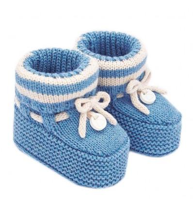 Patines para bebé- Mayoral- Azul medio
