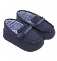 Mocasín para bebé Mayoral- Azul oscuro