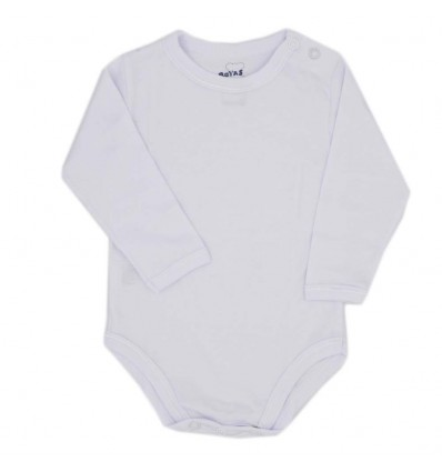 Body para bebé blanco