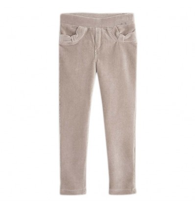 Pantalon para niña mayoral- Topo beige