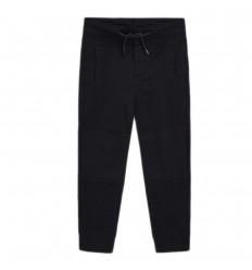 Pantalon sudadera para niño- Negro