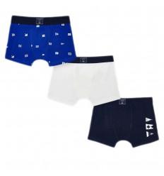 Set 3 boxer para niño Mayoral- Blue
