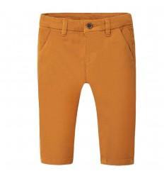 Pantalon en dril para niño- Cheddar