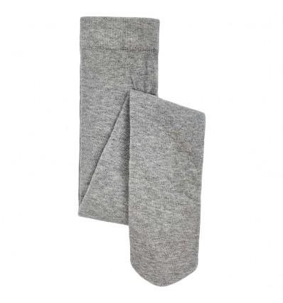 Media pantalon para niña-Plata