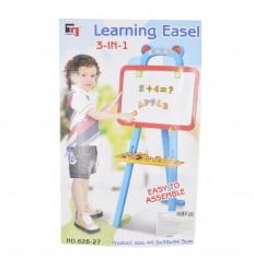 Tablero de aprendizaje 3 en 1 para niños