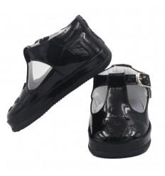Zapatos no tiuerce para niña- Negro