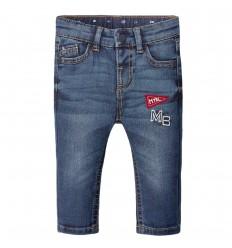 Pantalon Jean para bebé niño- Tejano