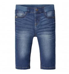 Pantalon jean para bebé niño- Basico