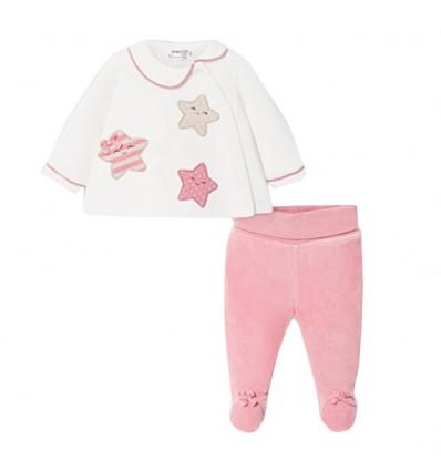 Conjunto 2 piezas para bebé niña-Blossom