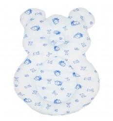 Almohada oso multifuncional- Azul