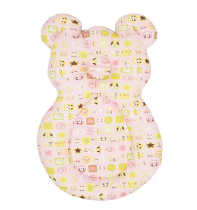 Almohada oso multiifuncional - Rosado